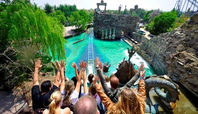 Conheça os parques temáticos mais visitados na Europa