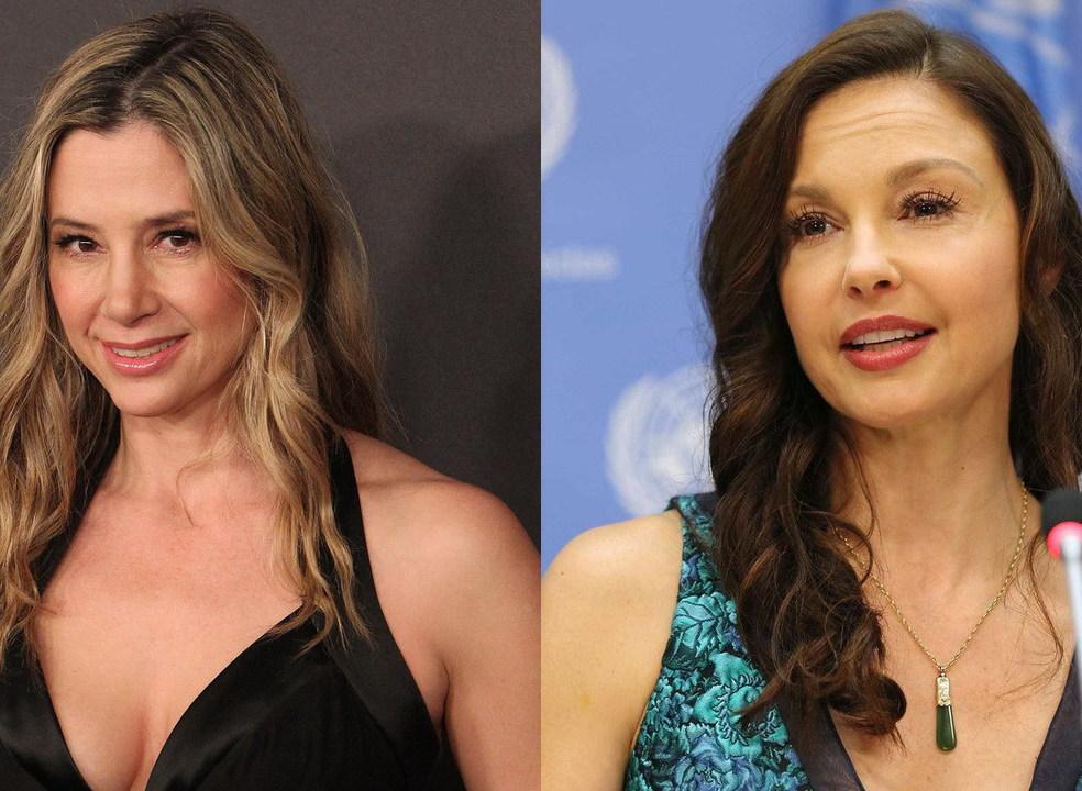"""""""O Senhor dos Anéis"""": Mira Sorvino e Ashley Judd foram excluídas por causa de Harvey Weinstein"""