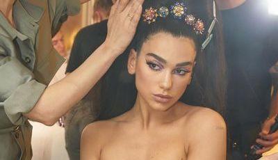 16 imagens que provam que Dua Lipa é a rainha do eyeliner