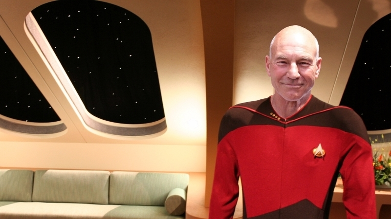 Cinco ensinamentos de liderança do Capitão Picard do Star Trek