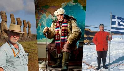 """O homem """"mais viajado do mundo"""" passa 300 dias por ano em viagem"""