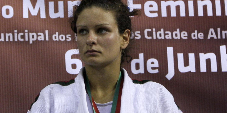 Joana Diogo e Leandra Freitas terminam em sétimo Grande Prémio de Haia de judo