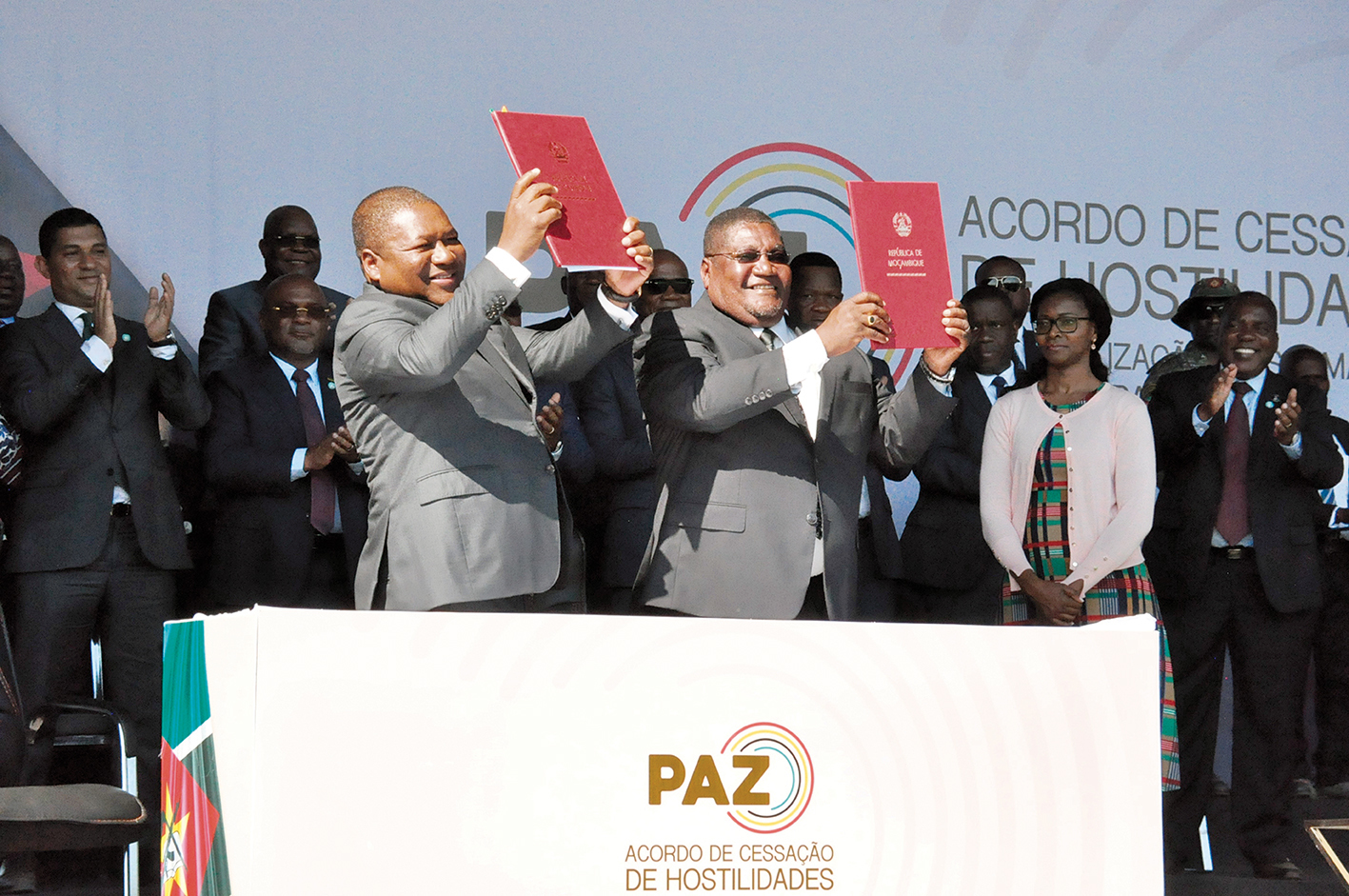 Moçambique. À terceira será de vez?