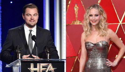 Quanto ganham DiCaprio e Jennifer Lawrence? Variety revela salários das grandes estrelas