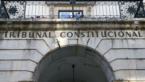"""Dotação do OE2019 não dá resposta """"em absoluto"""" às necessidades do Tribunal Constitucional, avisa órgão"""