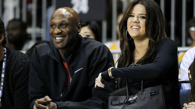 Ex-marido de Khloé Kardashian expulso de clube de striptease