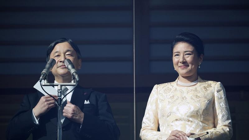 """Stress causado pelas funções reais. Imperador japonês admite que imperatriz Masako ainda sofre """"altos e baixos"""""""