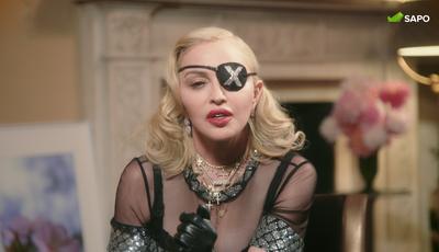 """Madonna envia mensagem para Portugal: """"Este álbum é uma carta de amor para ti"""""""