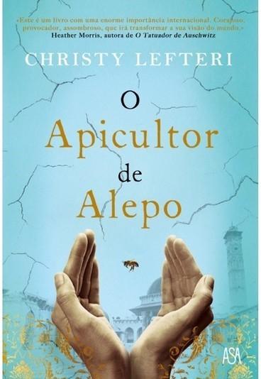 """Ganhe o livro """"O Apicultor de Alepo"""""""