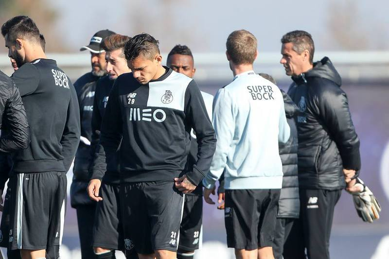 Soares já treinou no Olival