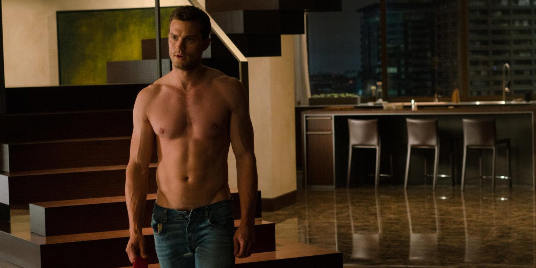 """""""As Cinquenta Sombras de Grey"""": afinal Jamie Dornan fez cenas de nudez frontal"""