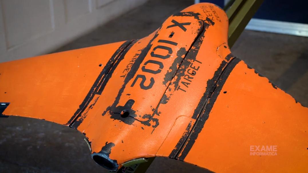 Marinha portuguesa cria drone que voa a 140 km/h
