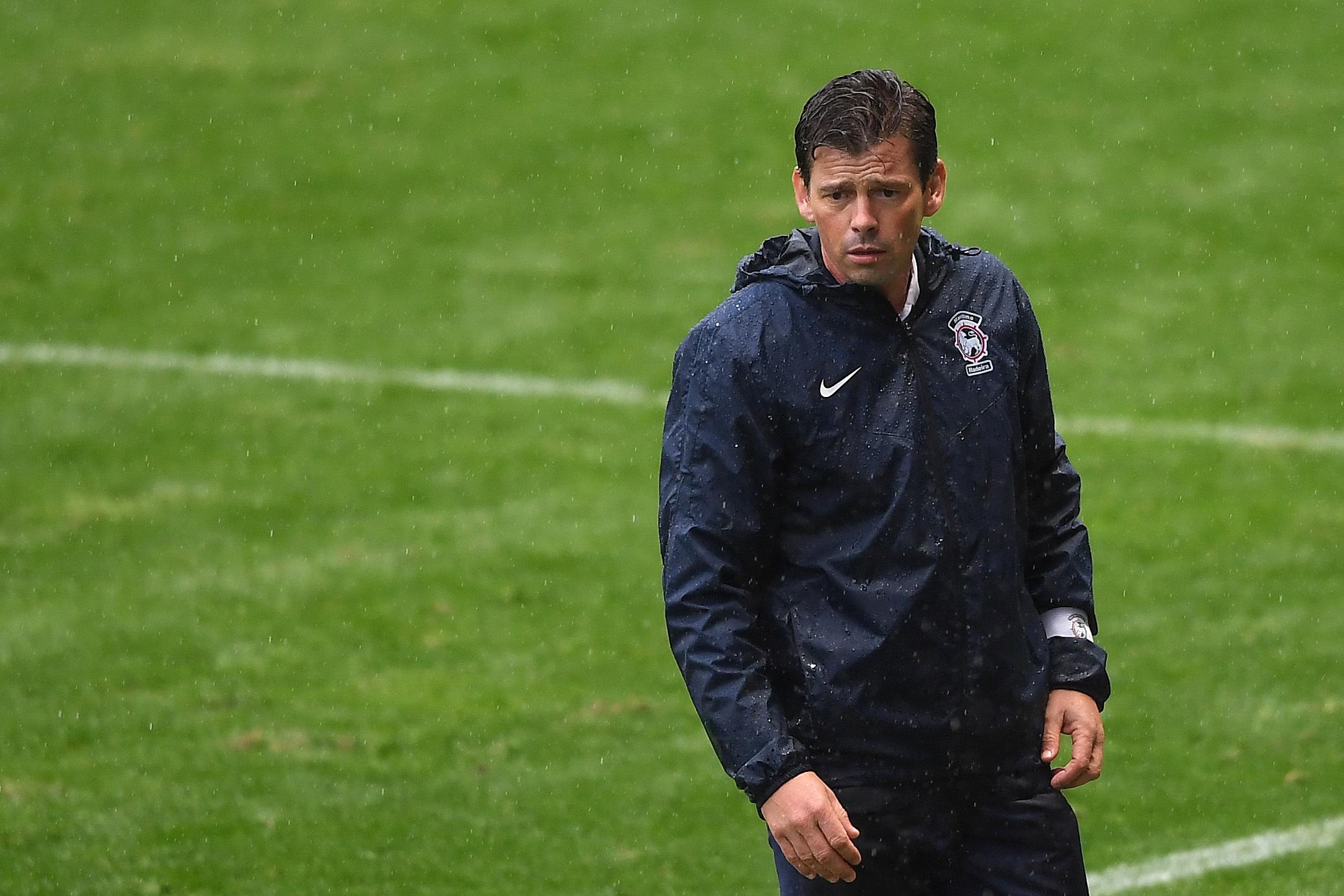 """Nuno Manta Santos: """"Na primeira parte, o Marítimo esteve muito tímido"""""""
