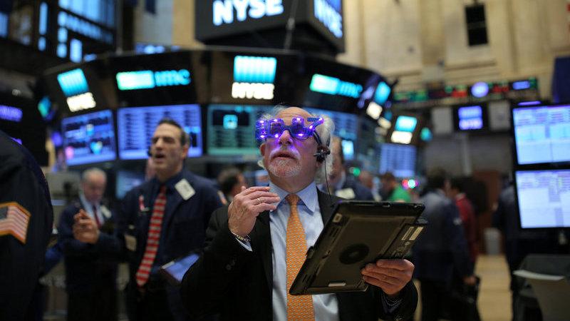 Wall Street em queda com o fim do Tratado TransPacífico de Comércio Livre
