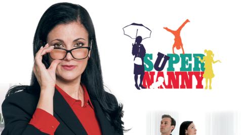 A super «nanny» e a super parvoíce