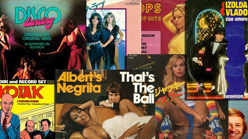 Hilariante: os álbuns com as capas mais estranhas de sempre