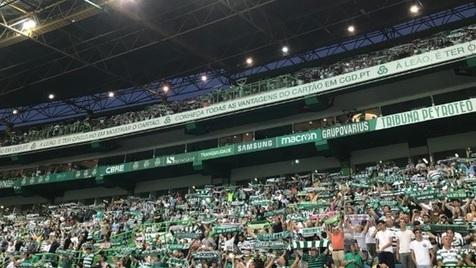 Um exemplo de civismo no Sporting