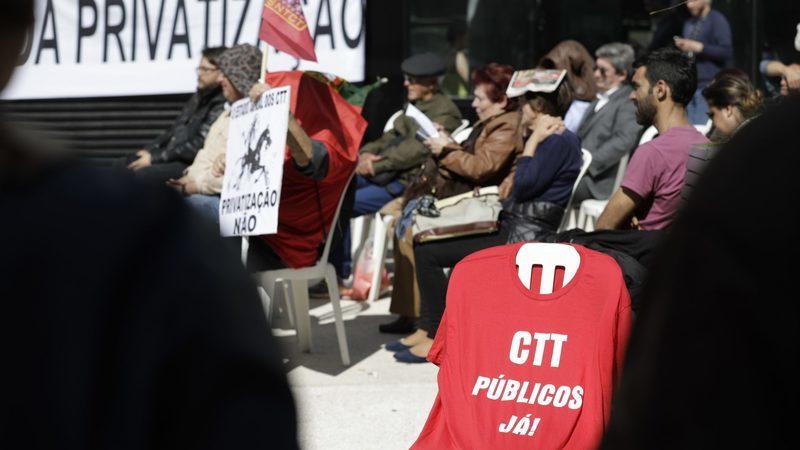 """Nacionalizar os CTT? """"Nunca sentimos preocupação alguma"""", diz maior acionista"""
