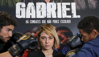 """A história do pugilista cabo-verdiano """"Gabriel"""" chega quinta-feira aos cinemas"""