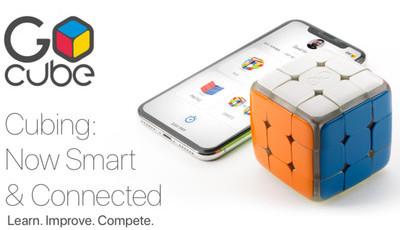 GoCube, um Cubo de Rubik com ligação Bluetooth