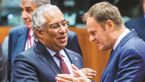 Sanções. Costa tem mecanismo legal para suspender o castigo de Bruxelas
