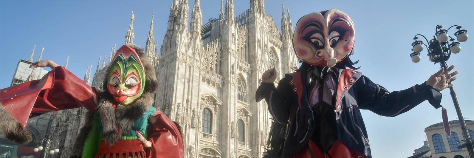 Descubra o 'Carnavale Ambrosiano'