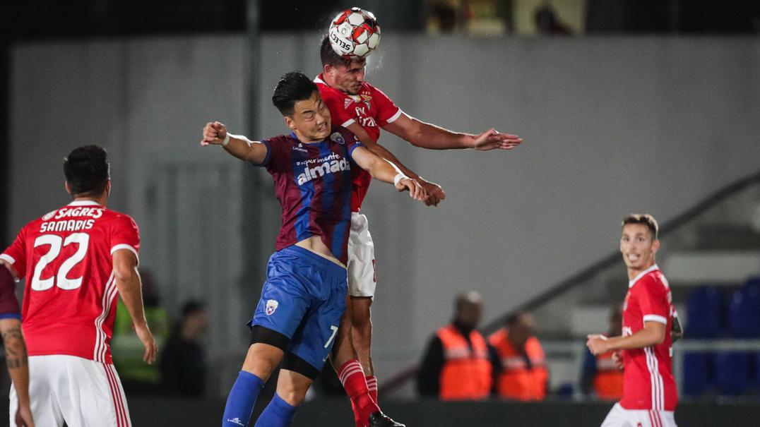 Taça de Portugal: resumo CD C. Piedade 0-4 SL Benfica