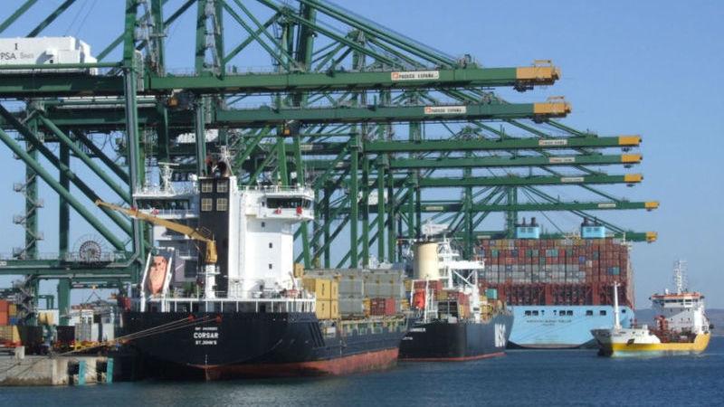 Porto de Sines: ministro das Infraestruturas foi avaliar futuros investimentos