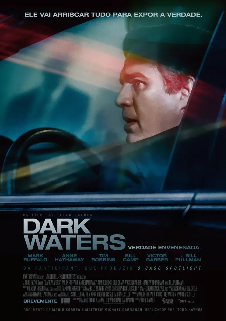 """Dark Waters – Verdade Envenenada"": ganhe convites para as antestreias"
