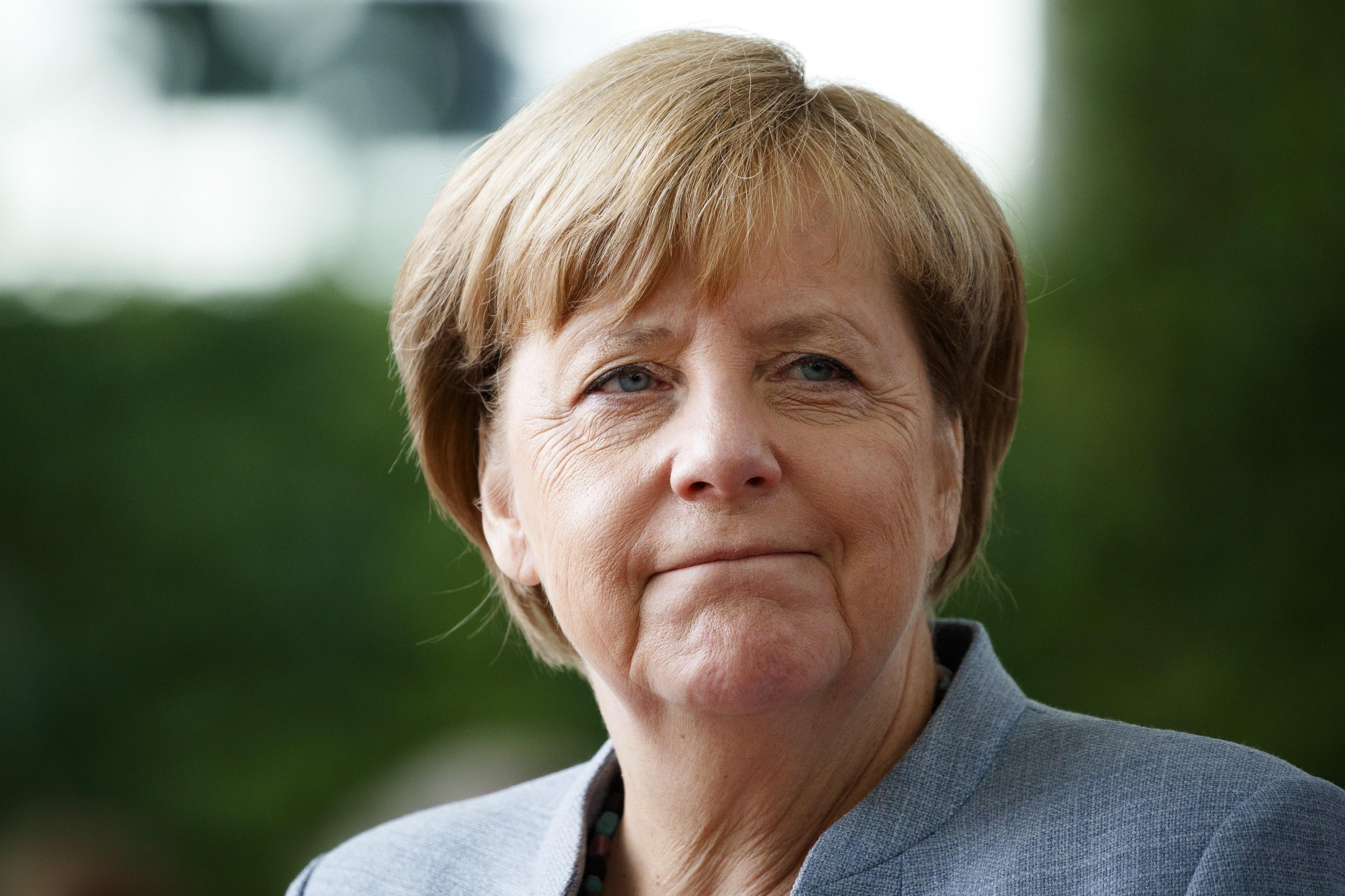 Merkel e a eleição mais vital para os europeus do que para os alemães