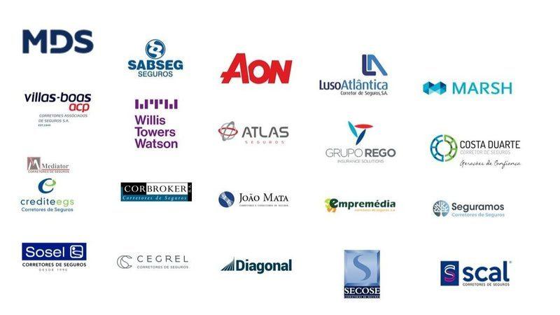Estas são as 20 maiores corretoras de seguros em Portugal