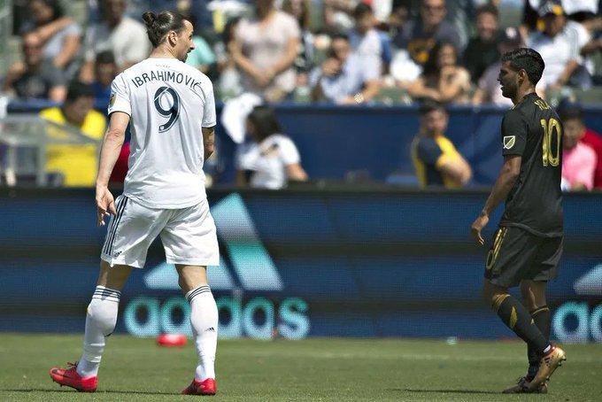 """""""Vejo-vos em breve, Itália"""": Ibrahimovic aumenta a especulação"""