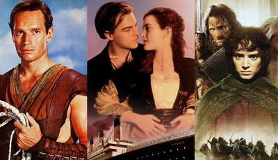 """Clássico """"Ben-Hur"""" festeja 60 anos: conhece os filmes mais longos de Hollywood?"""