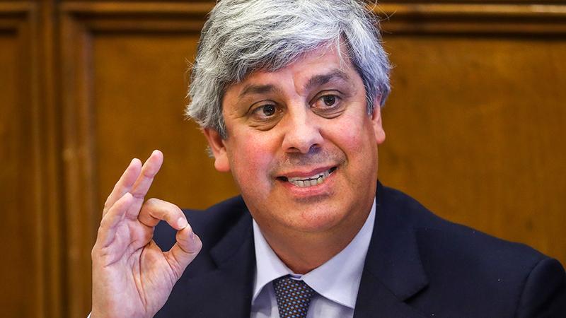 Eleições: Centeno acusa PSD e CDS de terem cheques sem cobertura para reduções de impostos