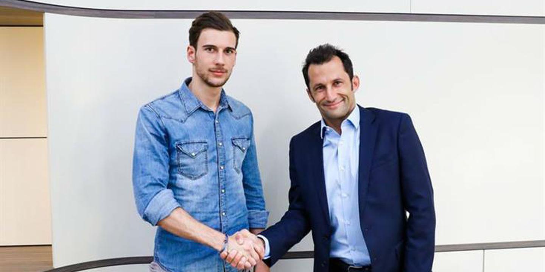 Bayern de Munique anuncia acordo por Goretzka a custo zero