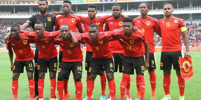 Angola desce uma posição no Ranking da FIFA