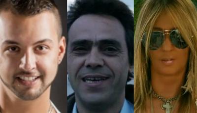 De Maria Leal a Zé Cabra: eles foram à TV e tornaram-se populares