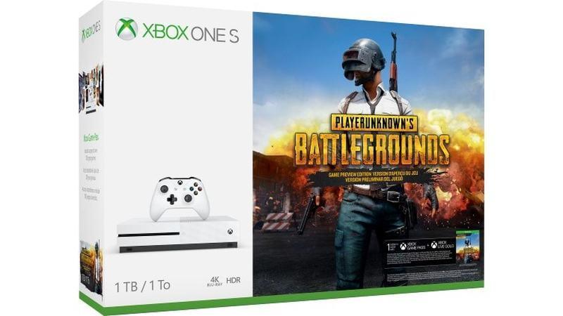 Bundle: PlayerUnknown's Battlegrounds e Xbox One