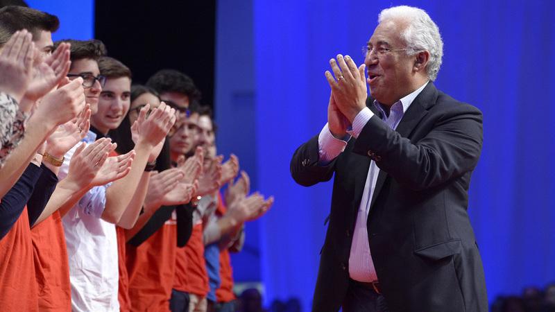 PS: Costa já tem a lista de candidatos ao Parlamento Europeu praticamente fechada