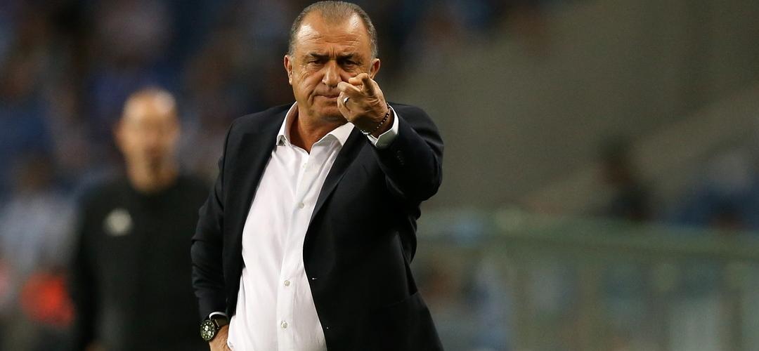 """Fatih Terim: """"Não me interessa o onze que o Benfica vai usar"""""""