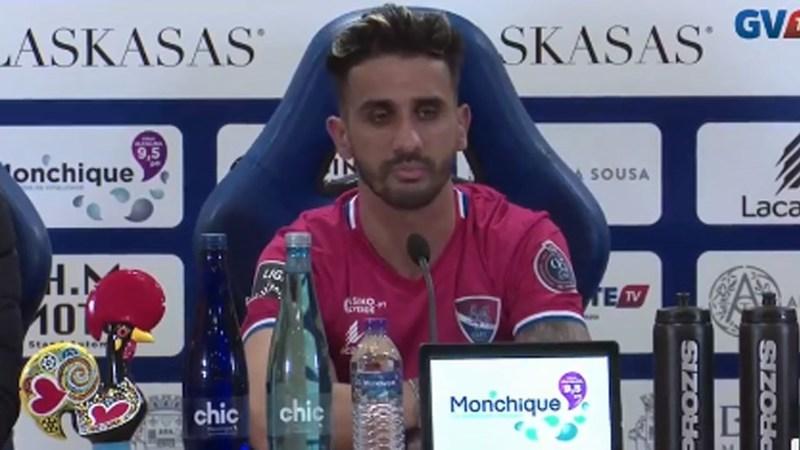 Ex-Sporting Rúben Ribeiro assina pelo Gil Vicente