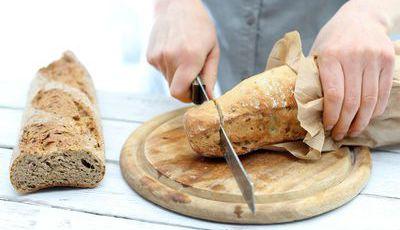 O pão mais saudável para si