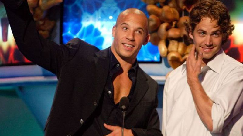 Vin Diesel emociona-se ao recordar promessa de Paul Walker