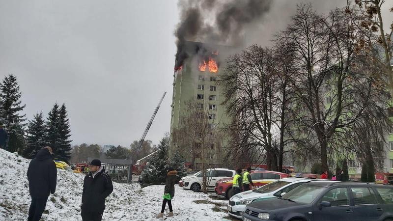Explosão de gás em prédio na Eslováquia faz cinco mortos e mais de 40 feridos