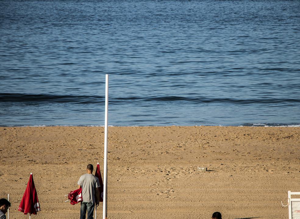 Banhos nas praias do Algarve já não são desaconselhados, diz Agência Portuguesa do Ambiente
