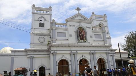 Ainda sobre o terrorismo no Sri Lanka