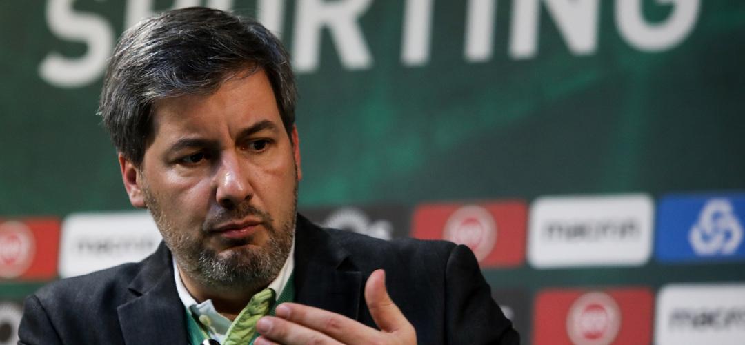 Bruno de Carvalho nega ter ameaçado funcionários em reunião
