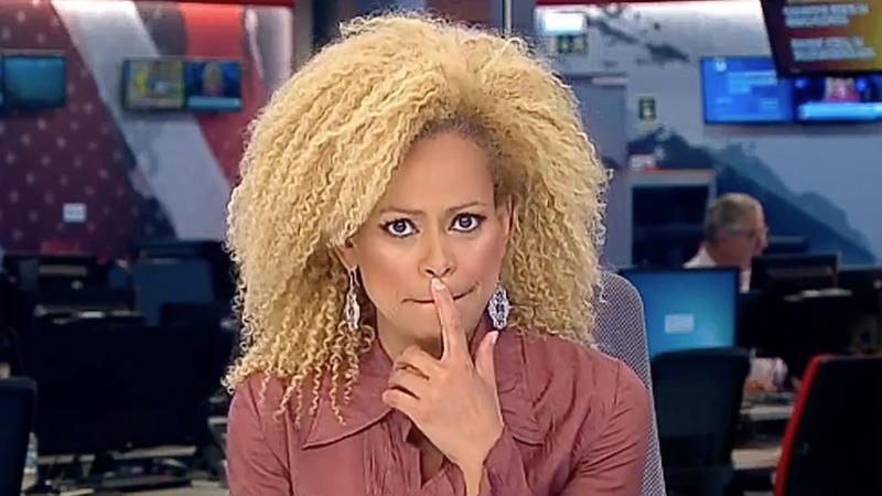 Conceição Queiroz: jornalista da TVI emociona-se em direto e vídeo torna-se viral