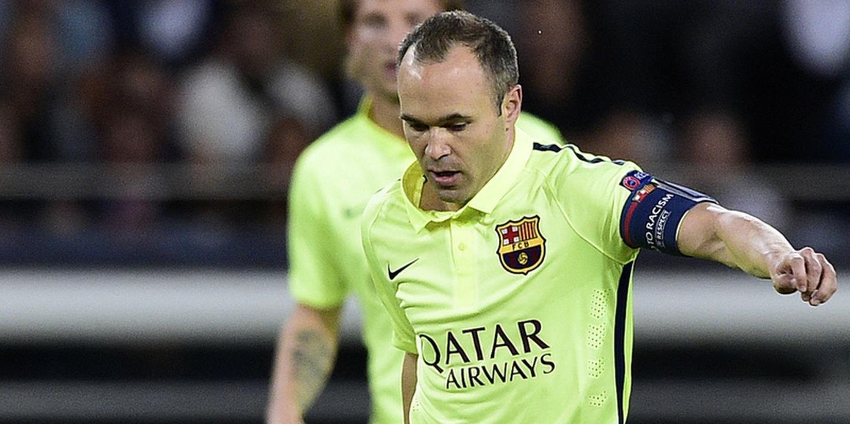 Depois de Neymar, Iniesta pode ser o próximo a abandonar o Barcelona