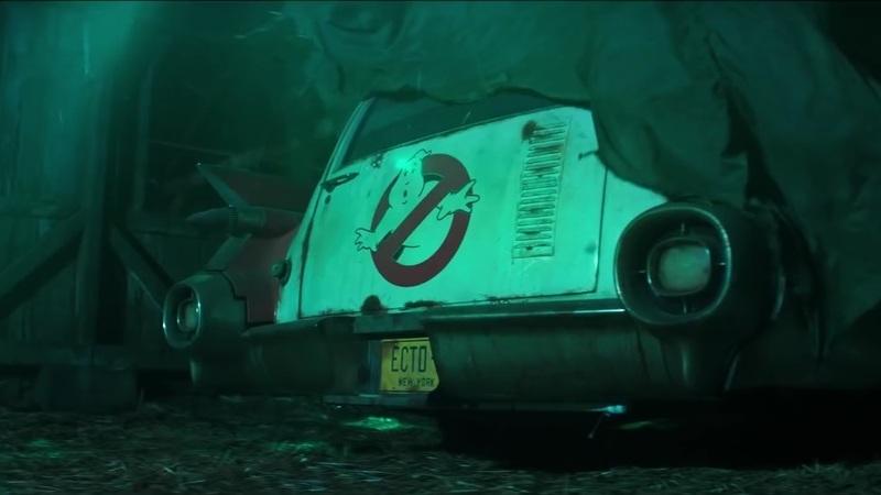"""Caça-Fantasmas"""": as primeiras imagens do novo """"legado"""" que vai chegar aos cinemas"""